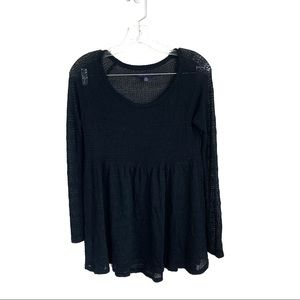 🍍3 for $25 American Eagle Knit Babydoll Blouse